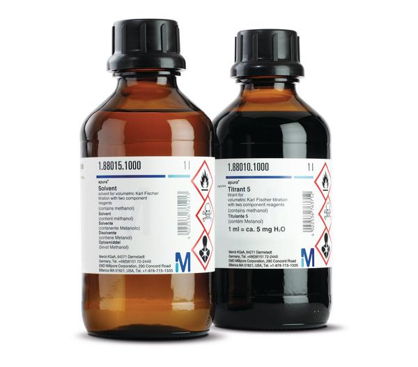 Aquastar™ dvikomponenčiai reagentai