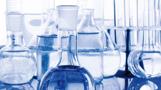 Įvairios laboratorinės priemonės