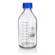 Reagent bottles with screw GL 45 acc. to DIN - clear, complete, SIMAX